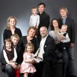 Juozo Oleko šeima